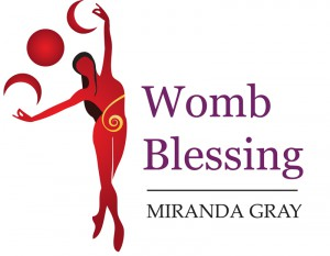 Womb Blessing - Miranda Gray
